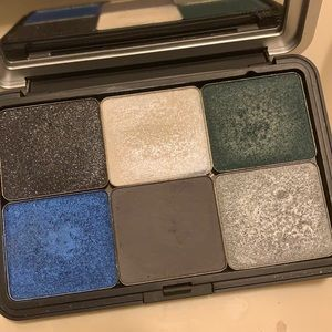 Makeup Forever Refillable Case with Eyeshadows